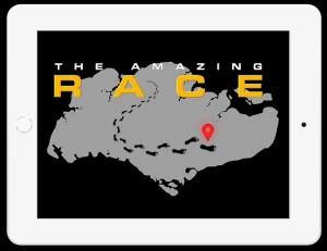 The Amazing Race Team Building Activity