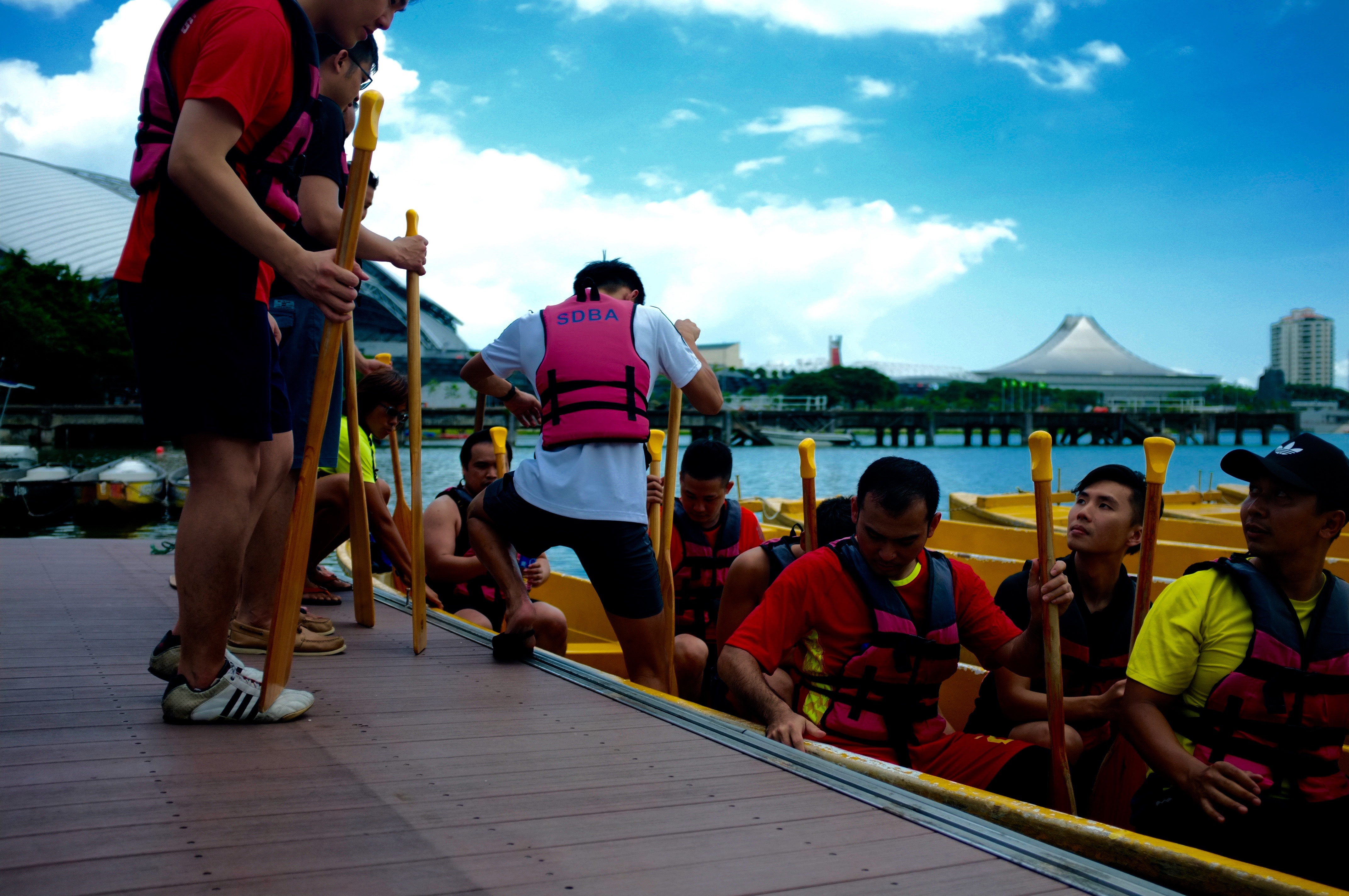 Suitable for corporate groups team building and bonding activities and ideas