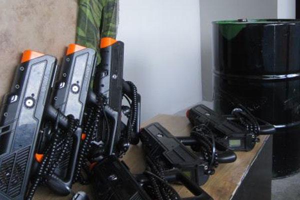 Laser Tag Gun Rentals