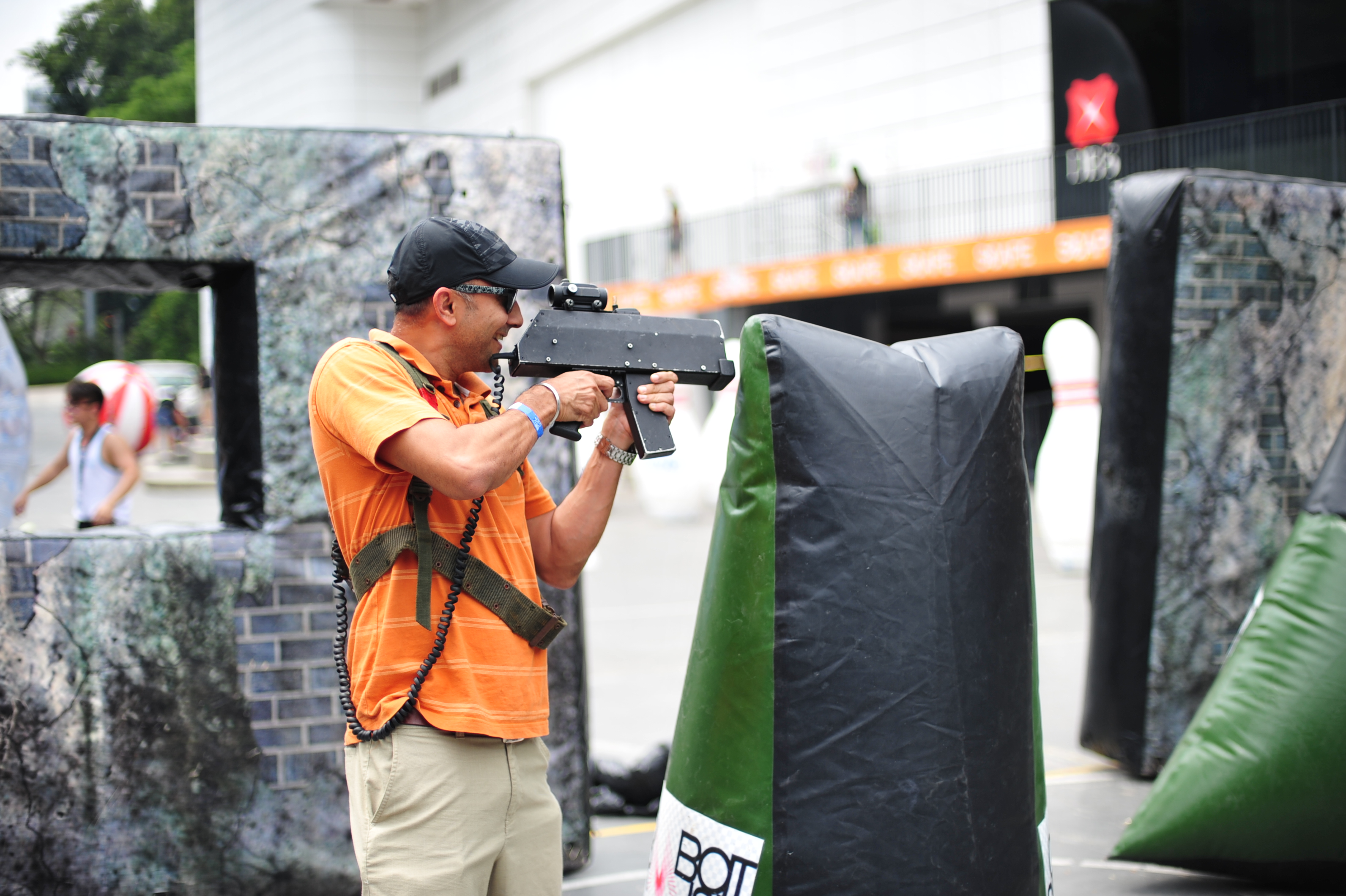 laser tag fun for events and party ideas in singapore