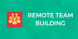 Virtual Team Building Games Singapore