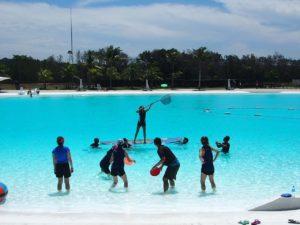Waterpark Challenge Teambuilding
