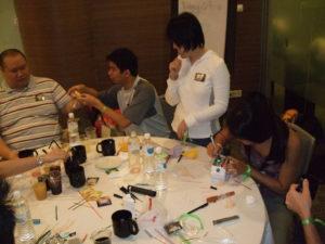 creative juice singapore fun team building