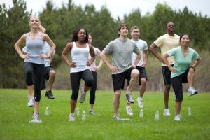 Fun Fitness Teambuilding