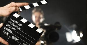 Filming Commercials