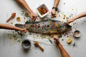 Cooking teambuilding